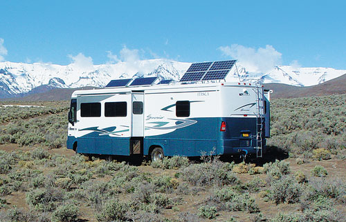 Solar Energy for your RV
