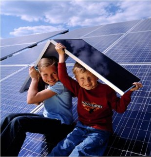Children can study about photo voltaic energy for Solar energy articles for kids
