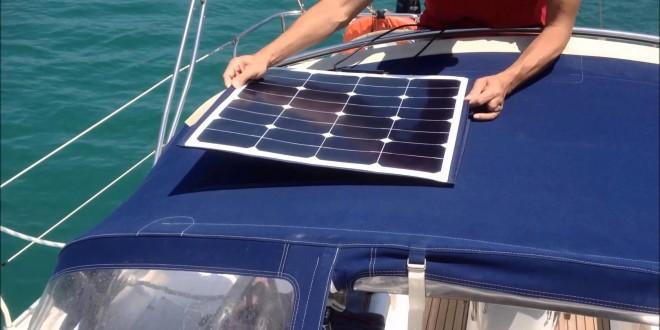 How To Install Marine Solar Panels