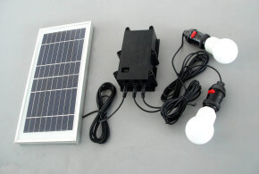 DIY Home Solar Power System – Create Solar Electricity
