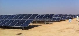 Pakistan Turns Desert Into a Sea of Solar Panels