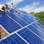 California solar pannels low income families
