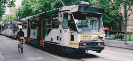 A company wants to make Melbourne's trams solar-powered