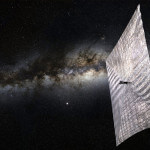 solar-powered spacecraft by Carl Sagan is getting its first test flight