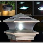 Solar Deck Lights and Solar Post Lights