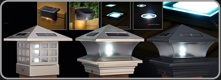 Solar Powered Lights For The Yard