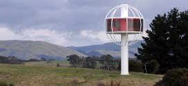 Solar-powered 'treehouse' has 360-degree views, Wi-Fi and refrigerated beer