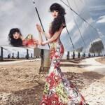 World First Solar Powered Fashion Show