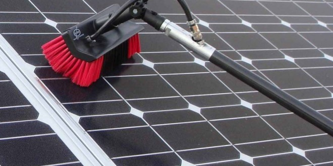 Solar Panel Maintenance – A Key Decision to Make