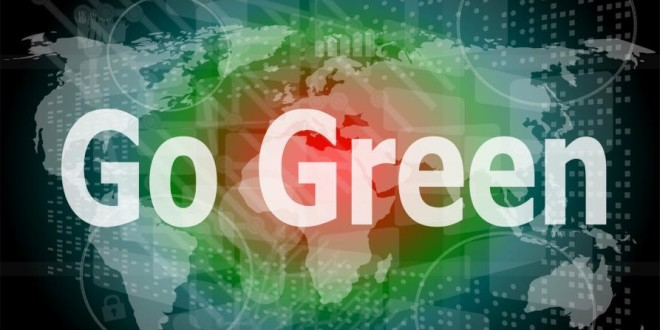 "What Does It Really Mean to Go ""Green""?"