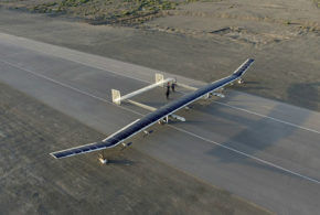 China's New Large Solar-Powered Drone Reaches 20,000 Meters in Altitude