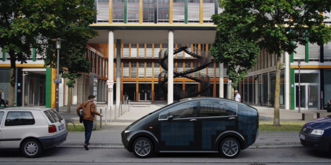 Sono Motors Introduces The SION Solar Powered Car - LatestSolarNews